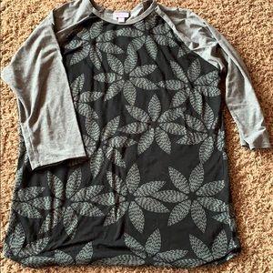 LuLaRoe Large Randy shirt.